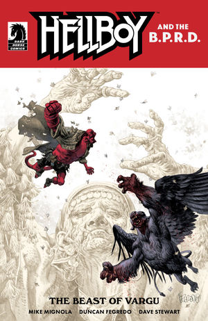Hellboy and BPRD One-Shot Beast of Vargu CVR A Fegredo