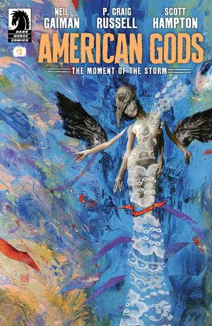 Neil Gaiman American Gods Moment of Storm #3 CVR B Mack