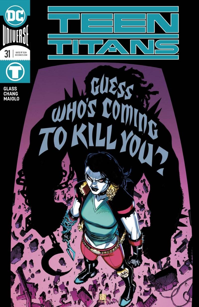 Teen Titans  #31 CVR A