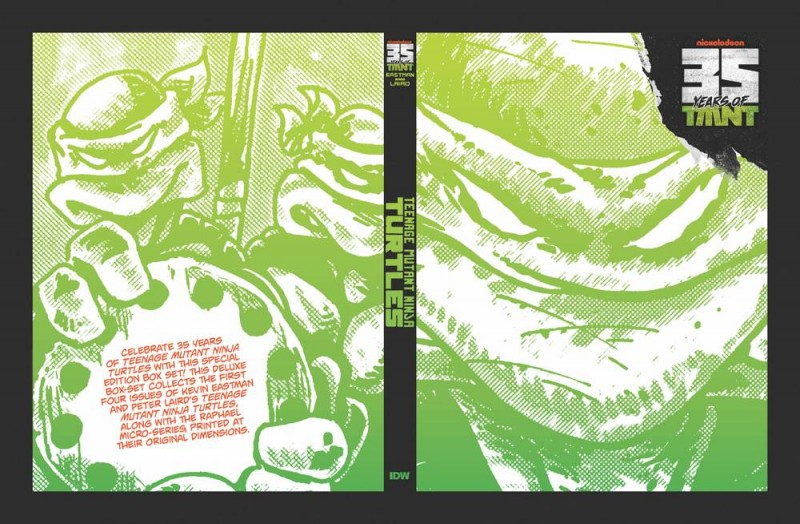 TMNT 35th Anniversary Box Set