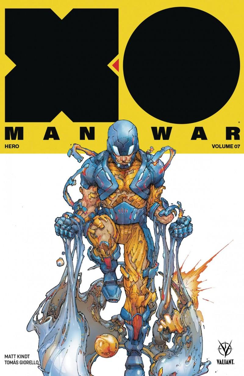 X-O Manowar TP 2017  Hero
