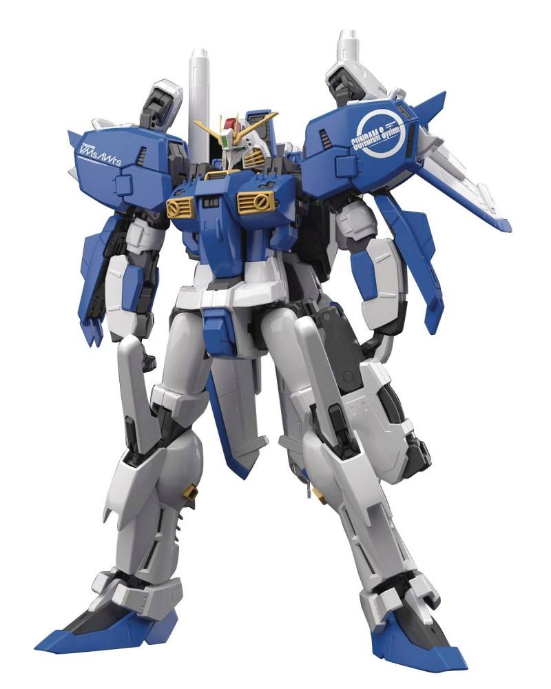 Gundam MG 1/100 Sentinel Ex-s Gundam and S Gundam