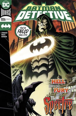 Detective Comics #1006 CVR A