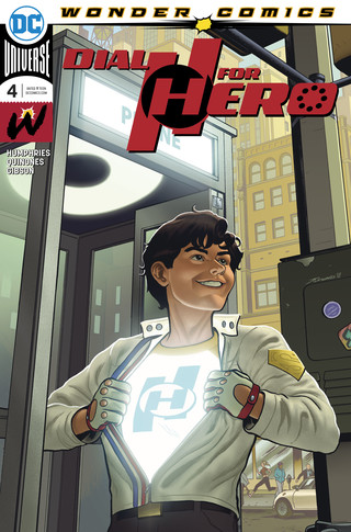 Dial H For Hero #4