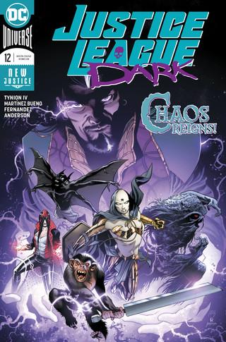 Justice League Dark  #12 CVR A