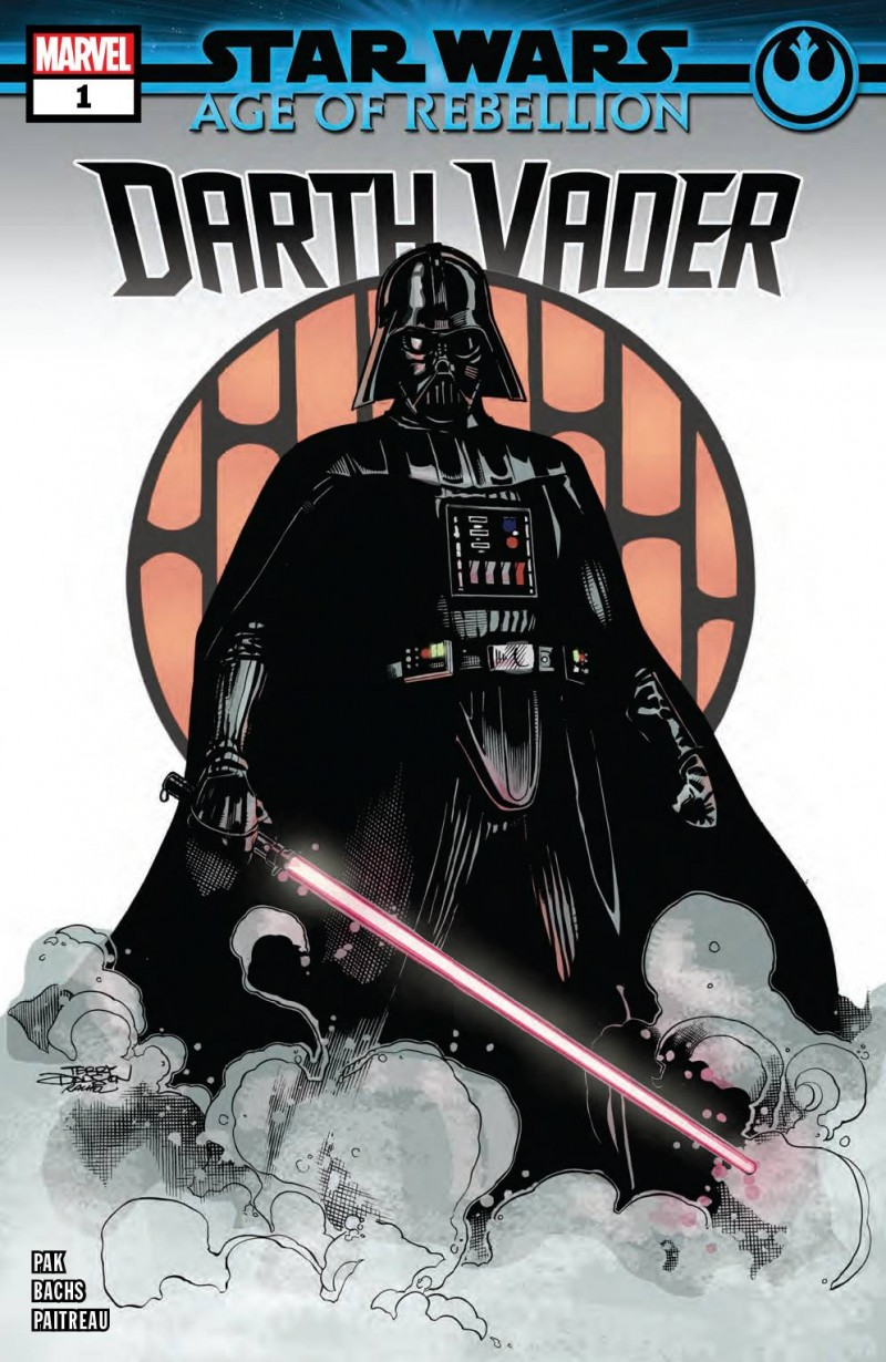 Star Wars Age of Republic One-Shot Darth Vader