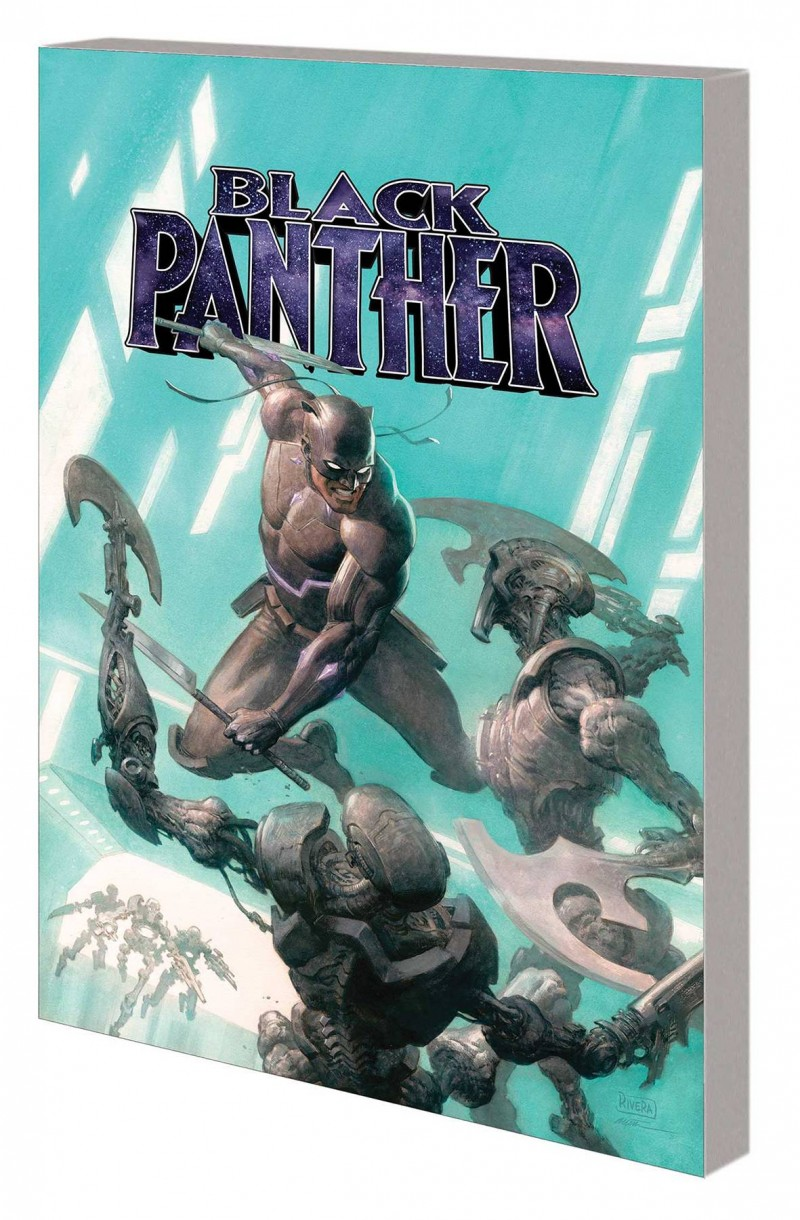 Black Panther TP  Interg Empire Wakanda Part Two