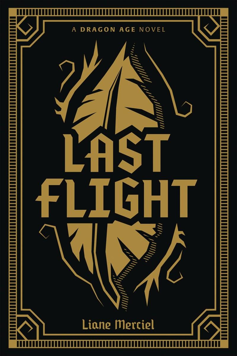 Dragon Age HC Last Flight Deluxe Edition