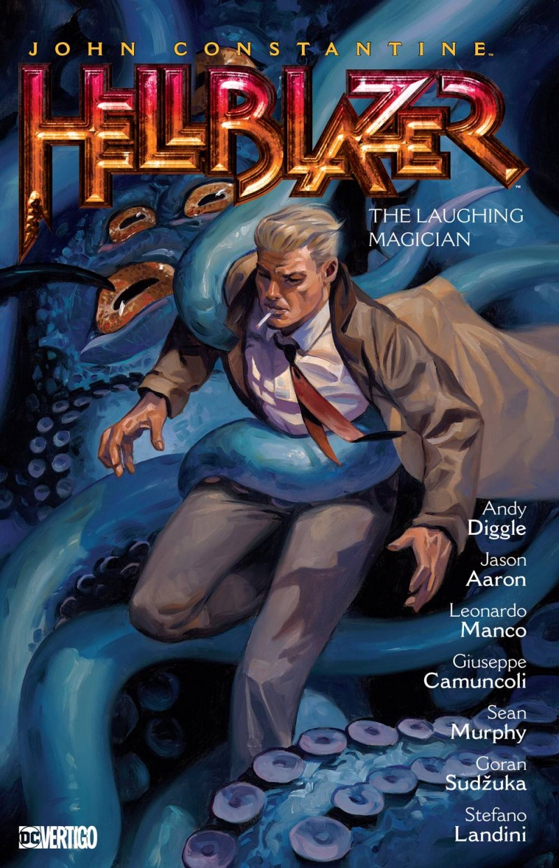 Hellblazer TP  the Laughing Magician