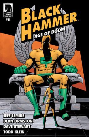 Black Hammer Age of Doom #11 CVR A Ormston