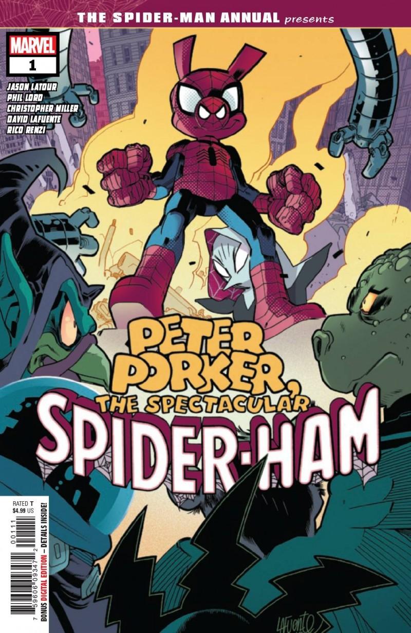 Spider-Man Annual Presents #1