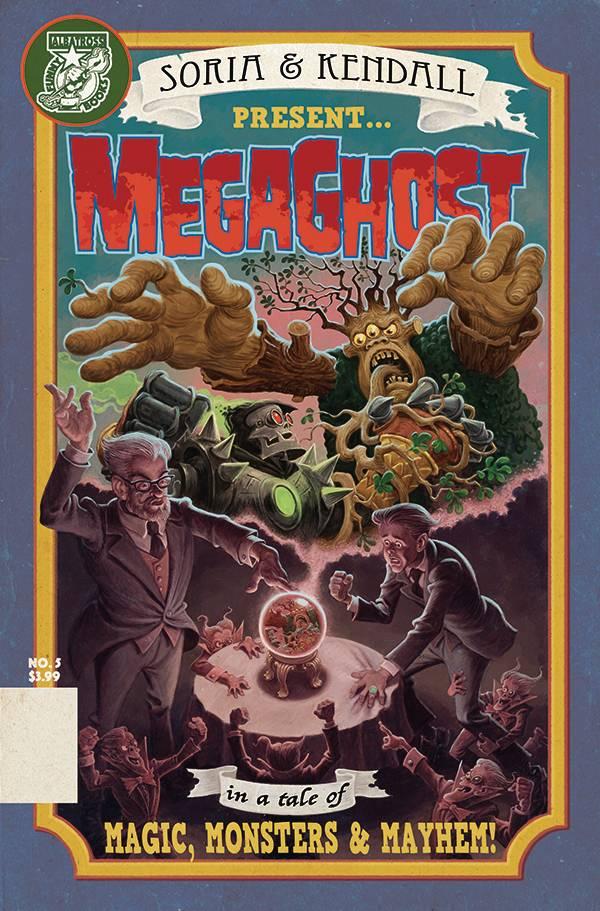 Mega Ghost #5