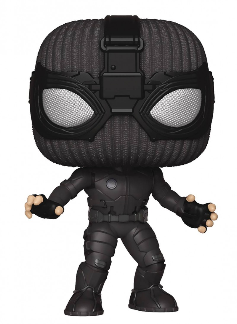Funko Pop Marvel Spider-man Far From Home Stealth Suit