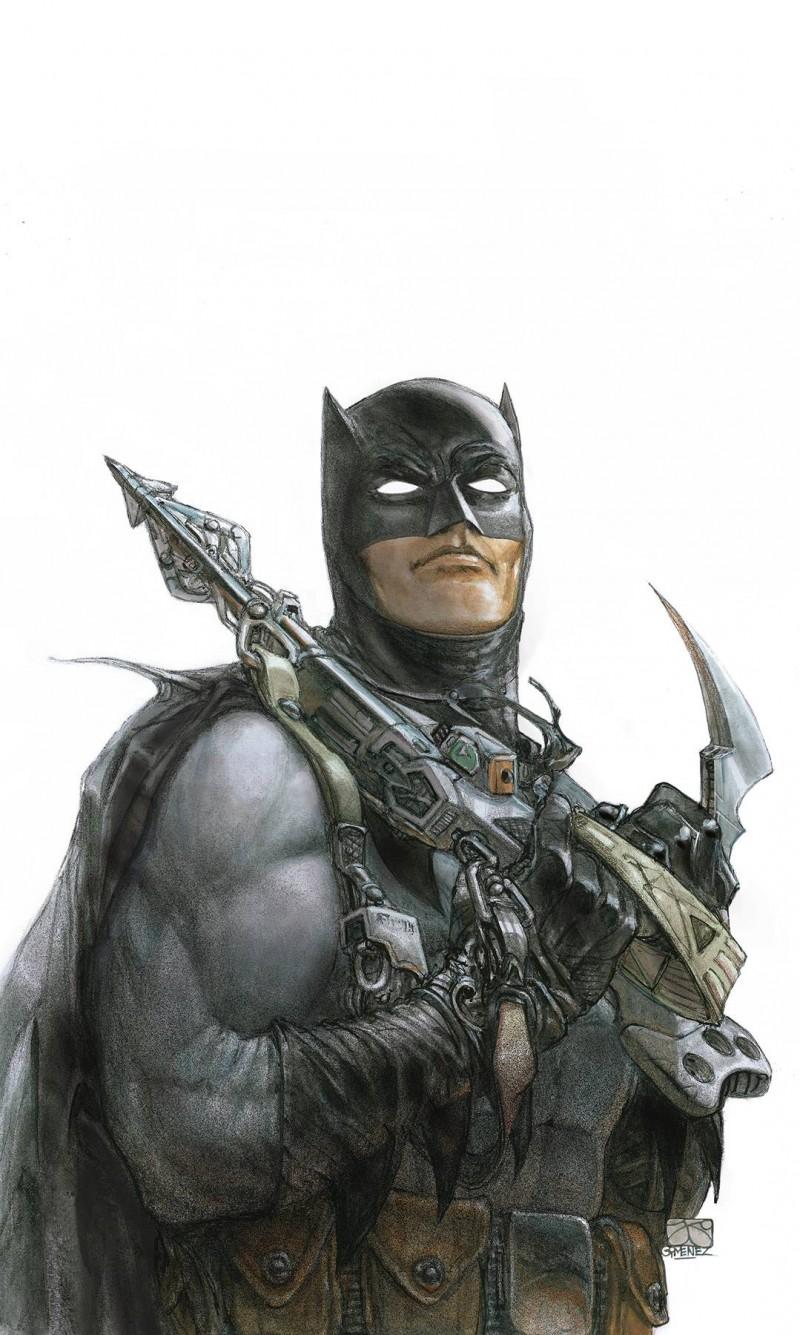 Batman  #74 CVR B