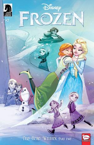 Disney Frozen Hero Within #2