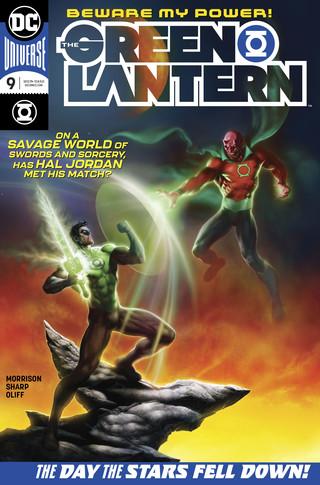 Green Lantern  #9 CVR A