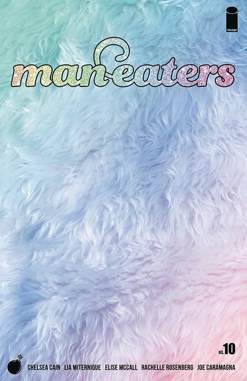 Man-Eaters #10 CVR B
