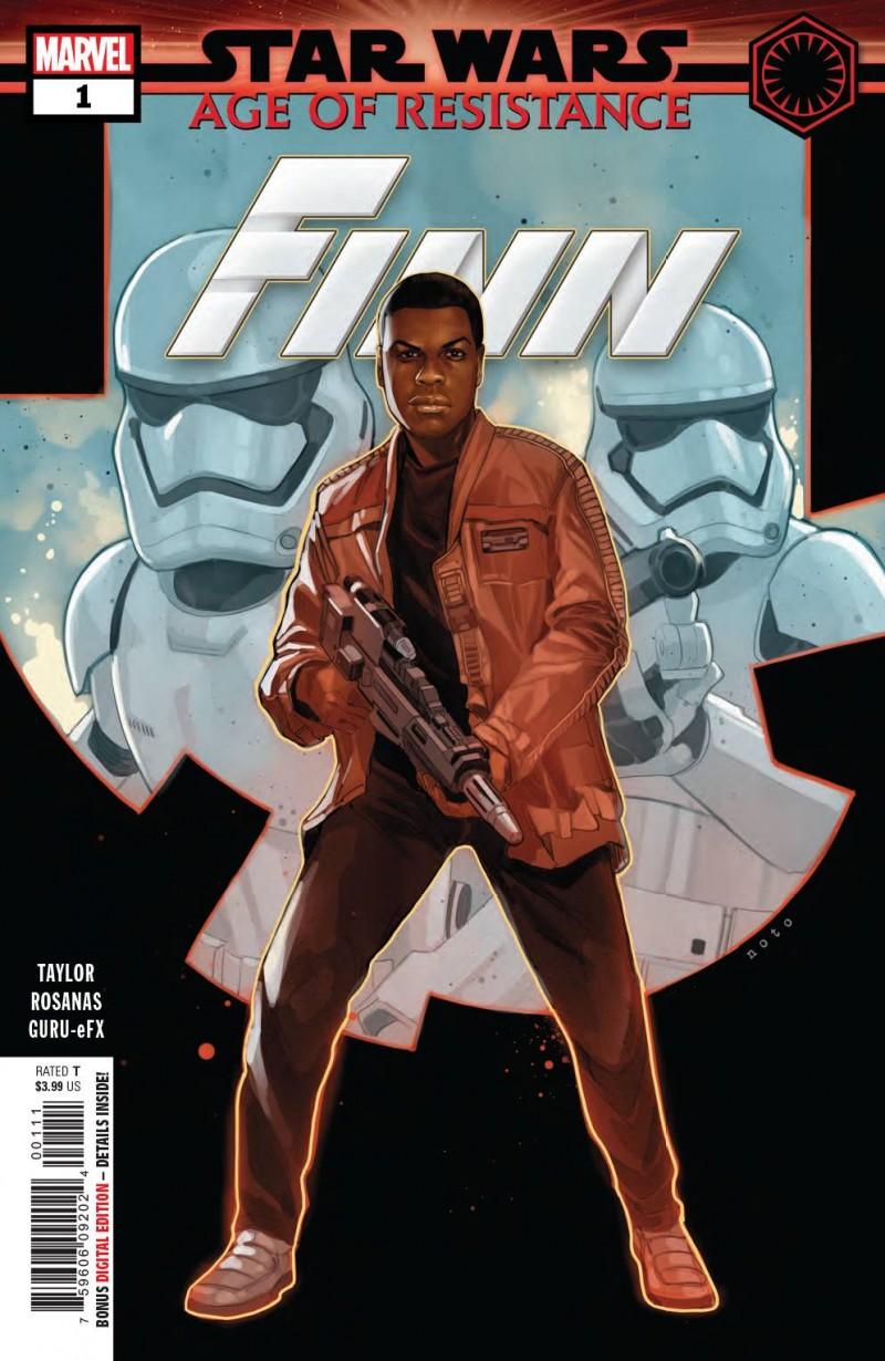 Star Wars Age of Republic One-Shot Finn