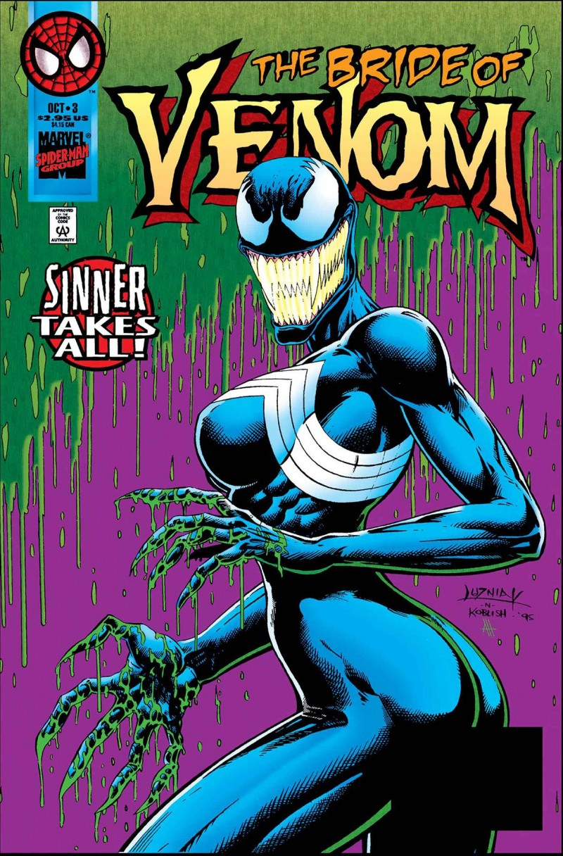 True Believers One-Shot Absolute Carnage She-Venom