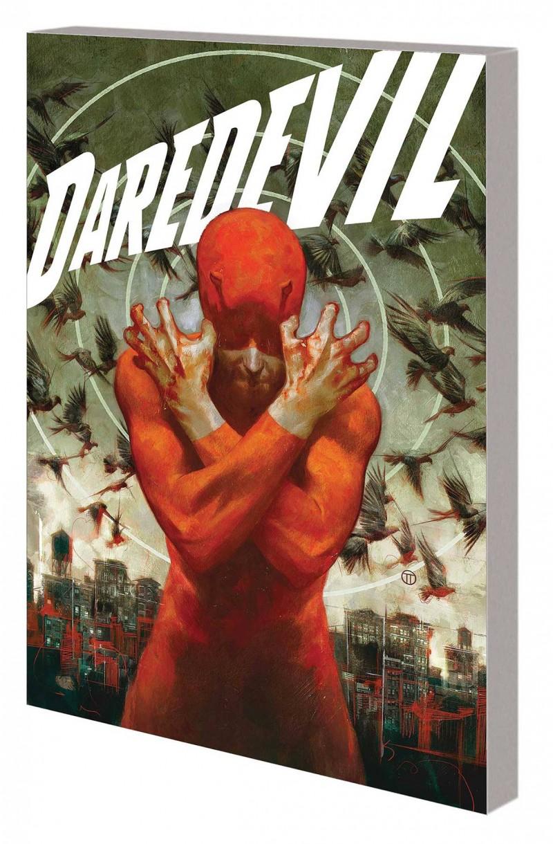 Daredevil TP Chip Zdarsky  to Know Fear