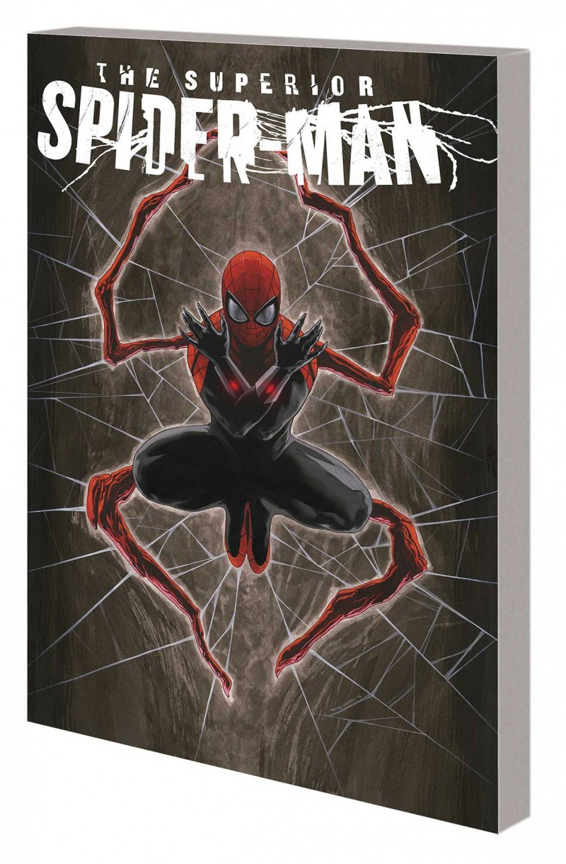 Superior Spider-man TP 2019  Full Otto