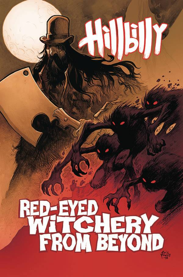 Hillbilly TP  Red Eyed Witchery From Beyond