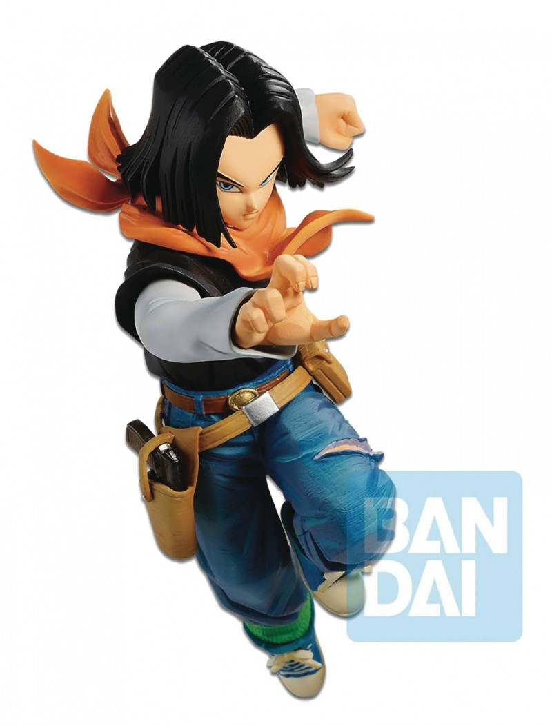 DBZ Dragon Ball Fighterz Figure Android 17