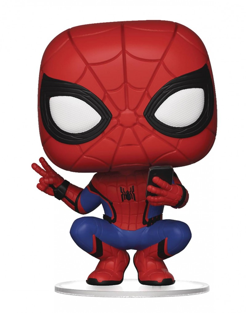 Funko Pop Marvel Spider-Man Far From Home Hero Suit