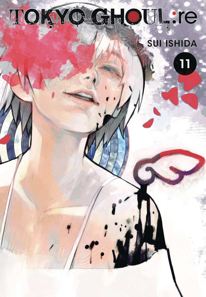 Tokyo Ghoul Re GN