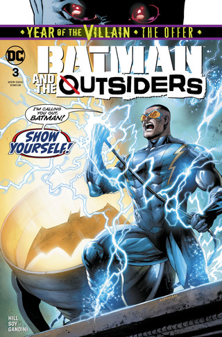 Batman and the Outsiders  #3 CVR A
