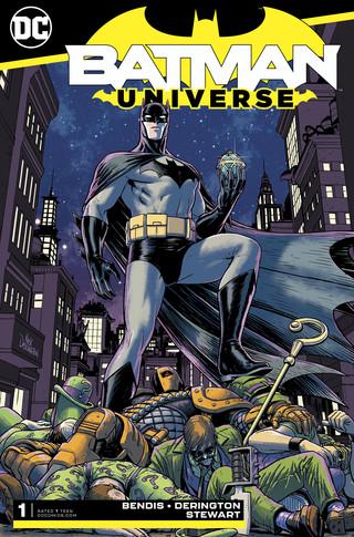 Batman Universe #1