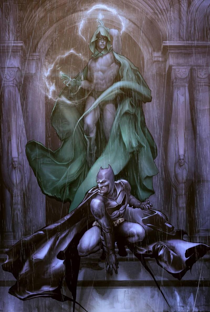 Detective Comics #1007 CVR B