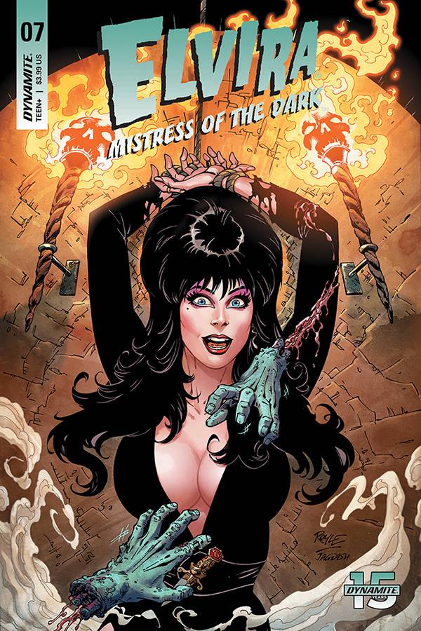 Elvira Mistress of Dark #7 CVR C Royle