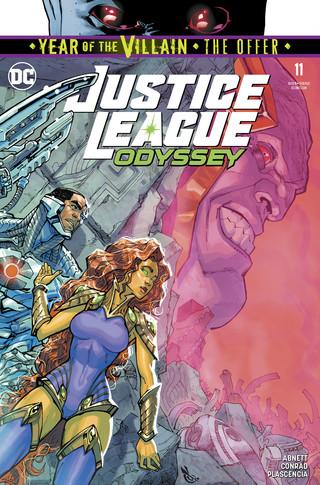 Justice League Odyssey #11 CVR A