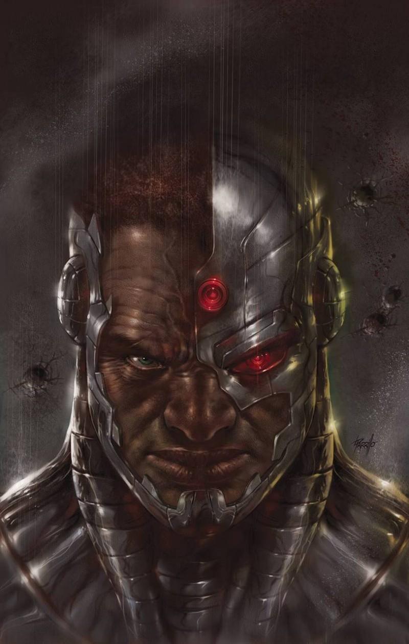 Justice League Odyssey #11 CVR B