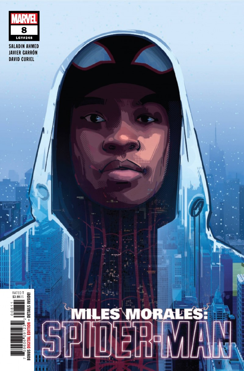 Miles Morales Spider-Man #8