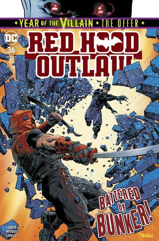 Red Hood Outlaw #36 CVR A