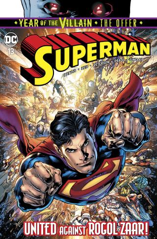 Superman  #13 CVR A