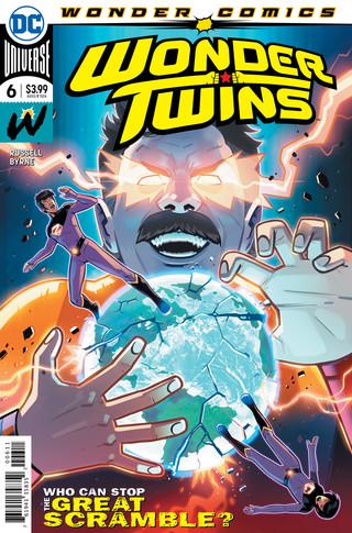 Wonder Twins #6 CVR A