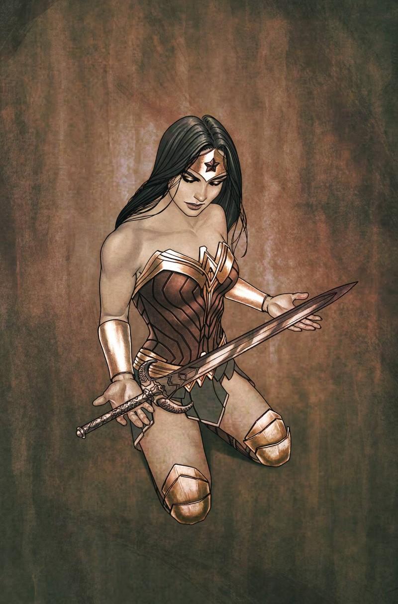 Wonder Woman  #74 CVR B