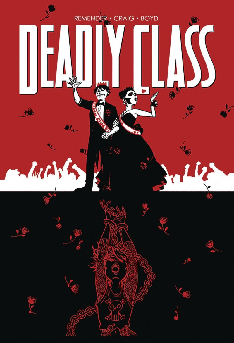 Deadly Class TP  Never Go Back
