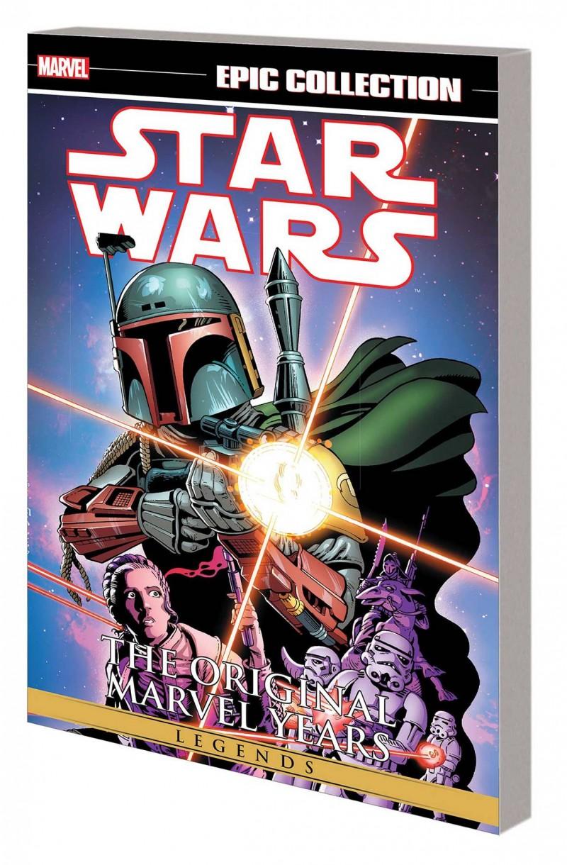 Star Wars TP Legends Epic Collection Original Marvel Years