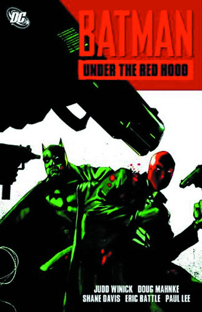 Batman TP Under the Red Hood
