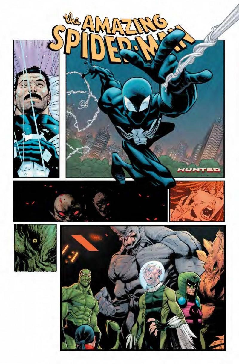 Amazing Spider-Man  #23 Second Printing Ottley