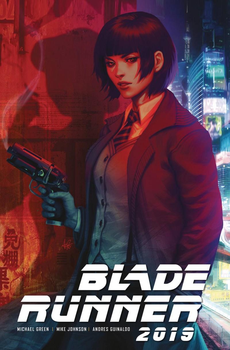 Blade Runner 2019 #1 CVR A Artgerm