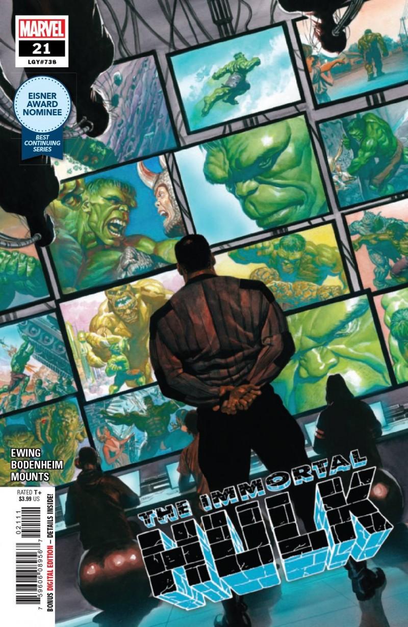 Immortal Hulk #21