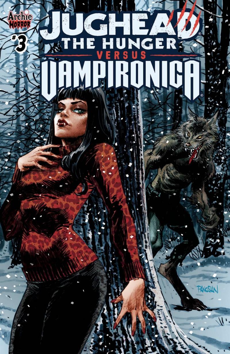 Jughead Hunger Vs Vampironica #3 CVR B Panosian
