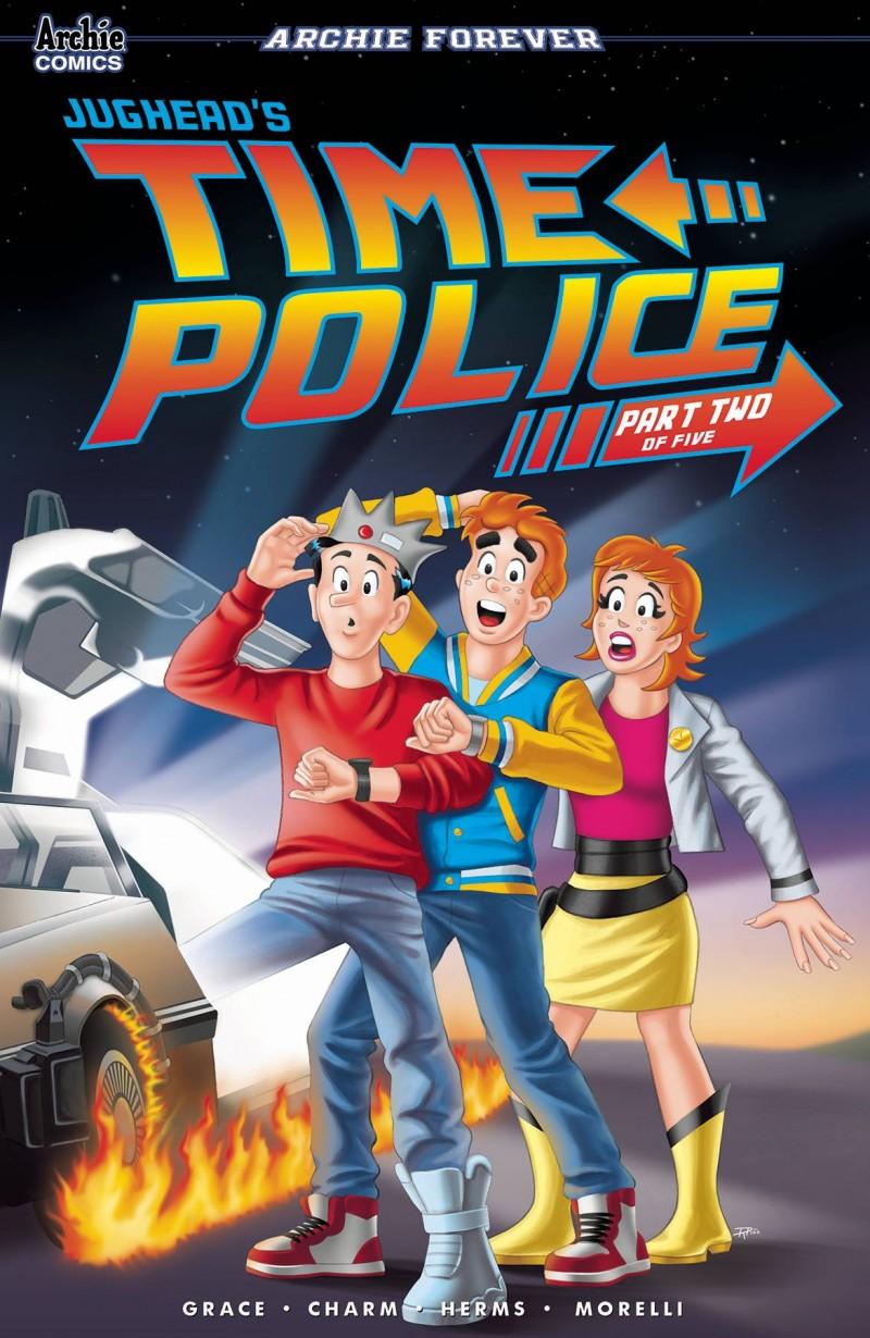 Jughead Time Police #2 CVR C Tito Pena