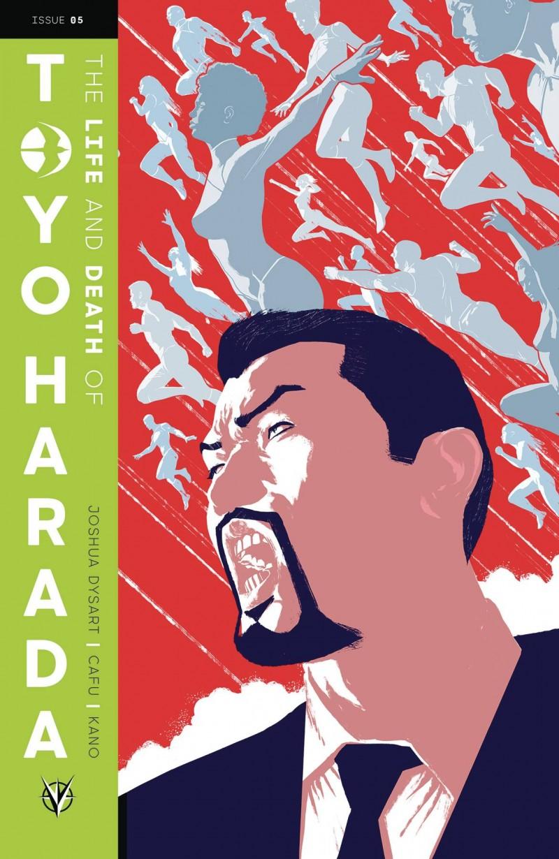 Life and Death of Toyo Harada #5 CVR B Allen