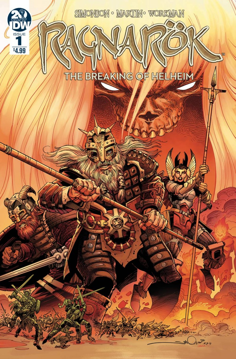 Ragnarok Breaking Of Helheim #1